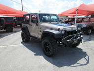 Sold 2016 Black Mountain Conversions 2DR Jeep Wrangler Stock# 282381