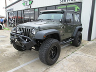 SOLD 2015 Black Mountain Conversions 2DR Jeep Wrangler Stock# 691074