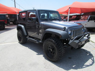 SOLD 2016 Black Mountain Conversions 2DR Jeep Wrangler Stock# 282378
