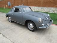 1961 Porsche Coupe Blue Stock# 117351