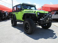 Sold Sale Pending 2016 Black Mountain Conversions 2DR Jeep Wrangler Stock# 272148