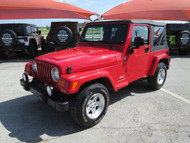 2005 Jeep TJ Wrangler Rocky Mountain Edition Stock# 359365