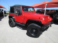 1989 Jeep Wrangler Stock# 166832