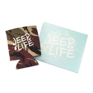 JEEP LIFE pack (free shipping)