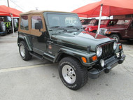 1998 Jeep Wrangler Sahara Edition Stock# 703297-1