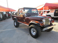SOLD 1981 Jeep CJ-8 Scrambler Laredo Stock# 069448