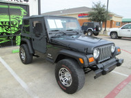 2003 Jeep TJ Wrangler Stock# 303647