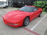 2003 Chevrolet Corvette Z06 Stock# 130034