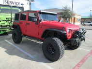 2010 Jeep Wrangler JKU Stock# 150071