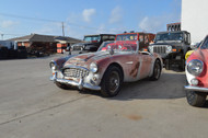 SOLD SALE PENDING 1962 Austin Healey 3000 Stock#