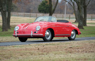 1955 Porsche 356A/1600 Speedster Stock# 81066