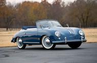 1953 Porsche 356/1500 Reutter Cabriolet Stock# 60115