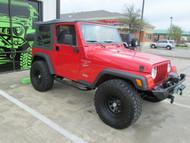 2000 Jeep Wrangler TJ Sport Stock# 726993