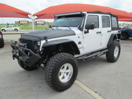 2017 Black Mountain Conversions Unlimited Jeep Wrangler Stock# 545212