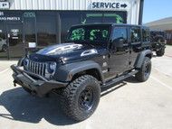 2017 Black Mountain Conversions Unlimited Jeep Wrangler Stock# 640536