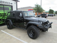 2017 Black Mountain Conversions Unlimited Jeep Wrangler Stock# 640534A
