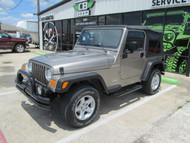 2003 Jeep Wrangler Sport Edition Stock# 349869