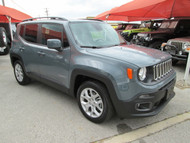 SOLD 2017 Jeep Renegade Latitude FWD Stock# F06287