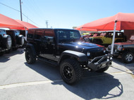 Sold Sale Pending 2017 Black Mountain Conversions Unlimited Jeep Wrangler Stock# 611337
