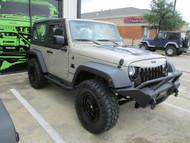 2017 Black Mountain Conversions 2 Door Jeep Wrangler Stock# 653916
