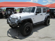 2017 Black Mountain Conversions Unlimited Jeep Wrangler Stock# 554199