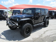 SOLD 2017 Black Mountain Conversions Unlimited Jeep Wrangler Stock# 616283