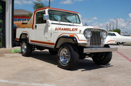 Sold 1981 Jeep CJ-8 SLR Scrambler Stock# 078267