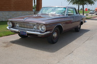 1962 Plymouth Fury 413 Max Wedge V8 Stock# 155529
