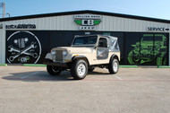 1985 CJ-7 Restored Texas Jeep Stock# 073301