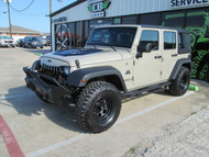 SOLD 2017 Black Mountain Conversions Unlimited Jeep Wrangler Stock# 649413