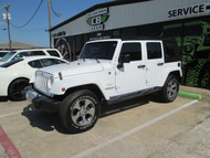 2014 Jeep Wrangler Unlimited Sahara Edition Stock# 218563