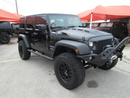 2014 Jeep Wrangler Unlimited Sport Edition Stock# 212187