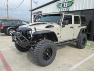 2017 Black Mountain Conversions Unlimited Jeep Wrangler Stock# 672909