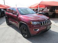 2017 Jeep Grand Cherokee Laredo Black Mountain Edition Stock# 784894