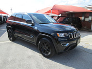 2017 Jeep Grand Cherokee Laredo Black Mountain Edition Stock# 789099