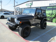 SOLD SALE PENDING 2005 Wrangler Sport Black Stock# 330036