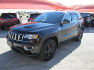 2017 Jeep Grand Cherokee Laredo Black Mountain Edition Stock# 789098