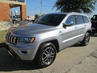 2017 Jeep Grand Cherokee Limited Black Mountain Edition Stock# 732282