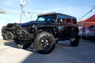 2018 Black Mountain Conversions Unlimited Jeep Wrangler Stock# 800050