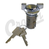 '87-'90 YJ Ignition Key Cylinder