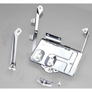 '76-'86 CJ Stainless Steel Battery Tray