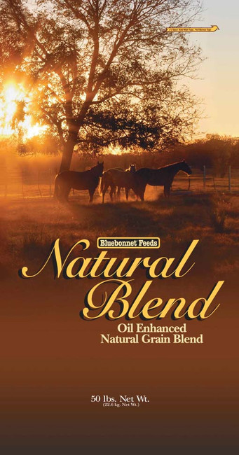 Oil-enhanced dry blend, 50 lb bag