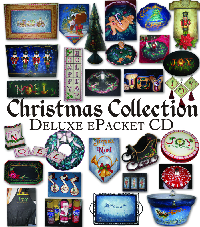 Deluxe Christmas Pattern Collection