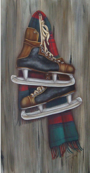 The Old Skates E-Packet - Wendy Fahey