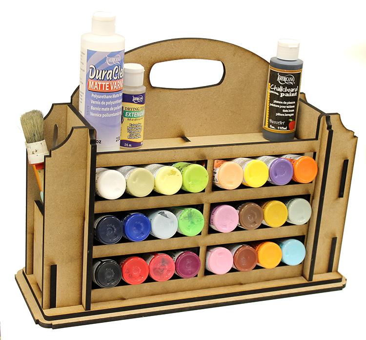 Desktop Paint Project Organizer