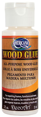DecoArt Americana Wood Glue - 2 oz