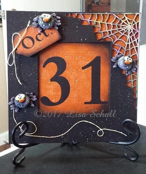 Oct. 31 - E-Packet - Lisa Schall