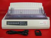 OKI MICROLINE 321 Turbo Dot Matrix Serial Printer 321T