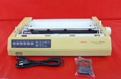 Okidata for Oki 391Plus Printer ML391+ Parallel Dot Matrix NO TOP PLASTICS