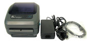 Zebra GX420d Thermal Printer USB Parallel and Serial